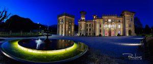 Castle at Blue Hour